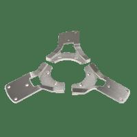 Arcade Custom Finish Kit Arcade Custom Kit - Brushed Steel