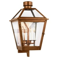 Hyannis Large Lantern Natural Copper