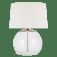 Atlantic Table Lamp Polished Nickel