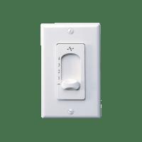 4 - Speed Wall Control (Heavy Duty) White