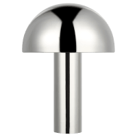 Cotra Table Lamp Polished Nickel Bulbs Inc