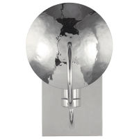 Whare Sconce Polished Nickel