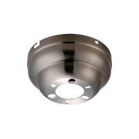 FlushMountCanopy- Brushed Steel