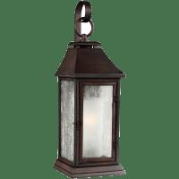 Shepherd Medium Lantern Heritage Copper