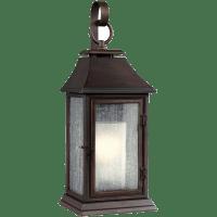 Shepherd Large Lantern Heritage Copper