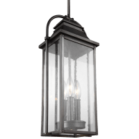 Wellsworth Pendant Antique Bronze
