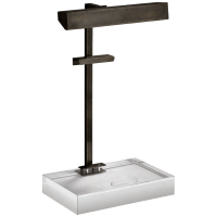 McClean Easel Light in Bronze