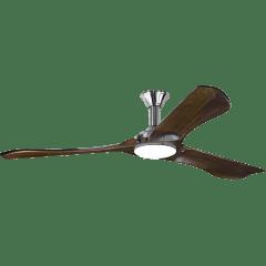 72in Minimalist Max -  Brushed Steel