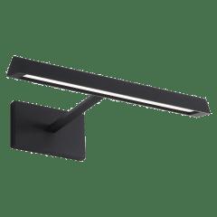 Dessau 12 Picture Light Nightshade Black 3000K 90 CRI integrated led 90 CRI 3000k 120v