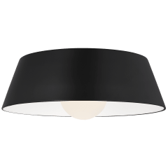 Joni Ceiling matte black 3000K 90 CRI integrated led 90 cri 3000k 120v (t24)