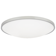 "Vance 18 Flush Mount  18"" Medium chrome 2700K 90 CRI led 90 cri 2700k 120v"