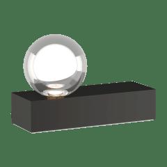 Mina Table Lamp Nightshade Black 2700K 90 CRI LED 90 cri 2700k 120v