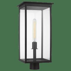 Freeport Large Outdoor Post Lantern Heritage Copper