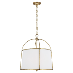 Stonington Hanging Shade Antique Gild