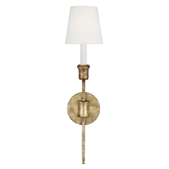 Westerly Sconce Antique Gild