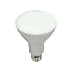 7.5W E26 Frosted BR40 LED Dimmable Medium Base 650lm 2700k 120V T20