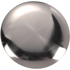 MinimalistBlankingPlate- Brushed Steel