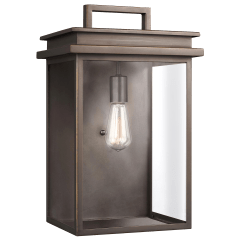 Glenview Large Lantern Antique Bronze