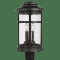 Newport Post Lantern Antique Bronze