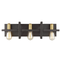 Finnegan 3 - Light Vanity New World Bronze