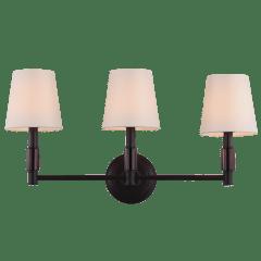 Lismore 3 - Light Vanity Oil Rubbed Bronze