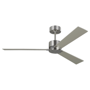 Rozzen 52 - Brushed Steel