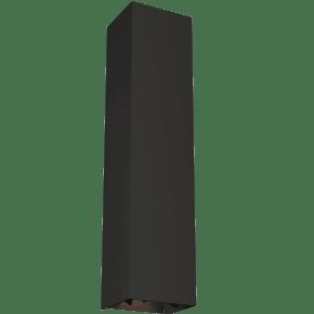 Vex 20 Outdoor Wall black 3000K 90 CRI