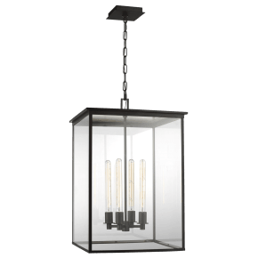 Freeport Large Outdoor Pendant Heritage Copper