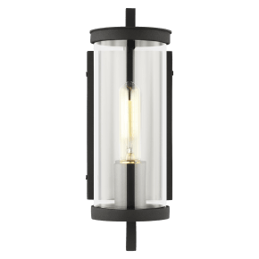 Eastham Extra Small Wall Lantern Textured Black