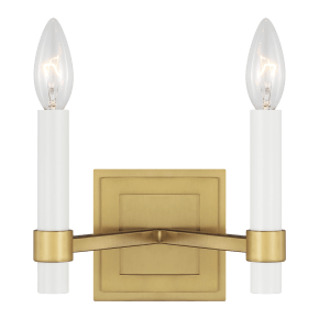 Marston Wall Sconce Burnished Brass