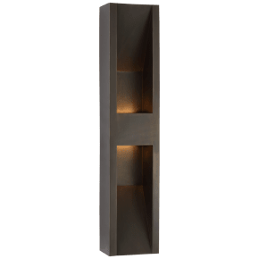 Tribute Large Sconce in Bronze