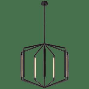 Appareil Large Lantern in Bronze