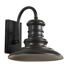 Redding Station Medium Lantern Restoration Bronze
