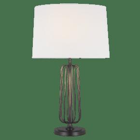 Milo Table Lamp Atelier Brass Bulbs Inc
