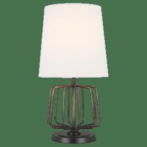 Milo Mini Table Lamp Atelier Brass Bulbs Inc
