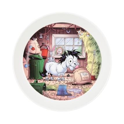 Lena Furberg Snacking Bandit Plate