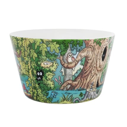 Lena Furberg Bandit the Pony In the Woods Small Bowl