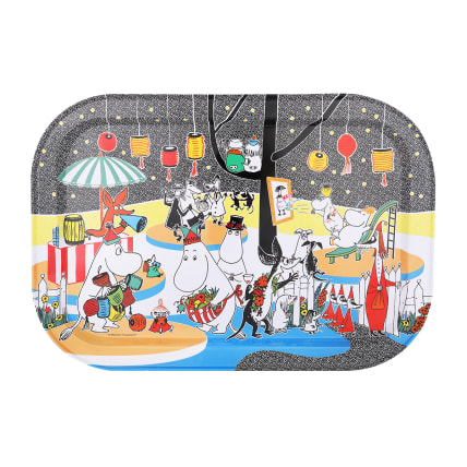 Moomin Harvest Fest Tin Tray