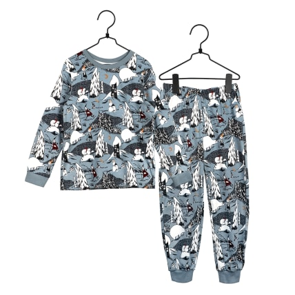 Moomin Polar Bear Pyjamas blue