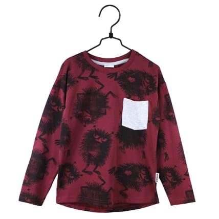 Moomin Prankster Shirt red