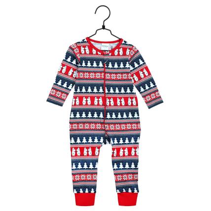 Moomin Moomin Xmas Pyjamas Baby red