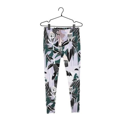 Muumi Elise-leggingsit Hemulit liila