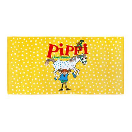 Pippi Longstocking Strongest Bath Towel