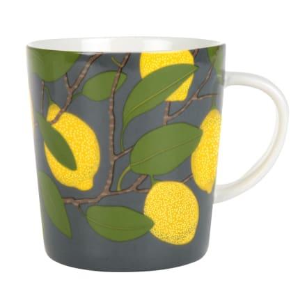 Koti Lemon mug grey