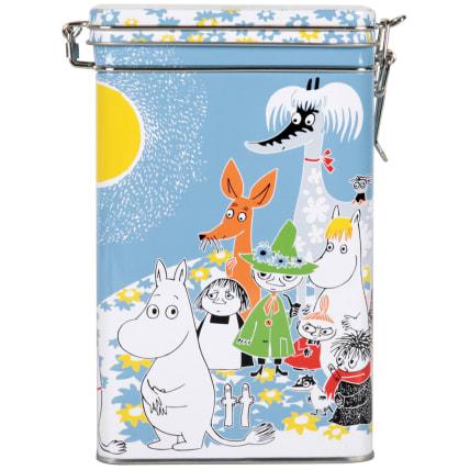 Moomin Summer Day Coffee Tin
