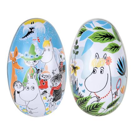 Moomin Summer Day Easter Egg