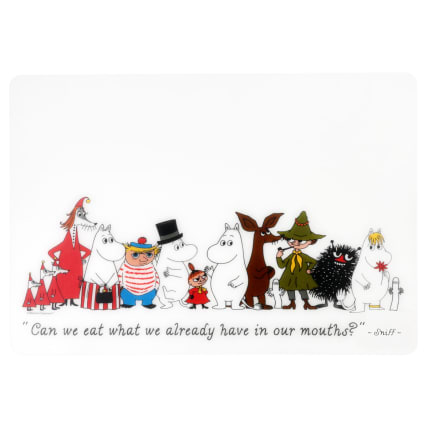 Moomin Characters Placemat