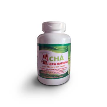 Chá - Seca Barriga com Nozes da Índia (Diurético - Digestivo - Depurativo) 120 Cápsulas