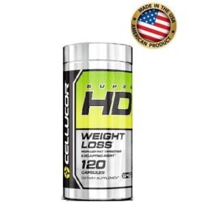 Super HD (120 cápsulas) - Cellucor