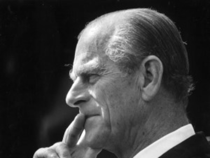 Commemorating Prince Philip, the Queen's strength and stay